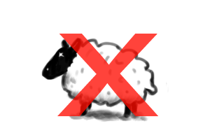 no-sheep